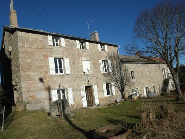 Carr U00e9 D U0026 39 Habitation Mitoyen Au Chambon Sur Lignon